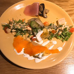 the DAYS CAFE&KITCHEN - 料理写真:前菜の盛り合わせ