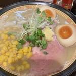 味噌神 - 料理写真:白味噌
