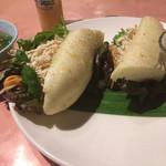 ベトナム料理 アンナンブルー - 初めてのバインミー