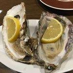 炭焼きイタリアン酒場 炭リッチ - 生牡蠣