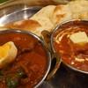 インディアンキッチン - 料理写真:マトン、バターチキン ハーフサイズ