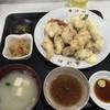Taiyouken - 料理写真:とり天定食800円!