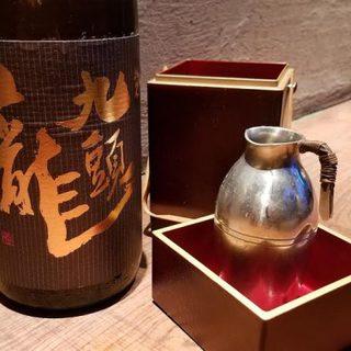 季節ものもあり~常時50銘柄の地酒・焼酎をお楽しみください~