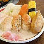 すたみな太郎 - 握り寿司