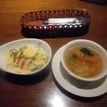 10070108 - スープが素朴で好きです