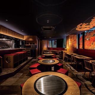 広島の伝統の味と、東京ならではの逸品をご堪能ください