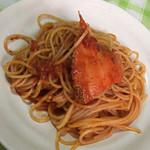 100703676 - ワタリガニのトマトソース100g