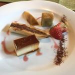 カスターニョ - 料理写真:デザート