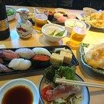 寿司 大漁旗 -