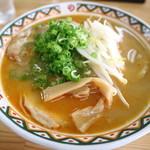 中華そば三丁目 - 料理写真:からぁ麺 チャーシューメンです☆ 2019-0124訪問