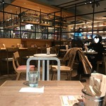 Drip-X-Cafe - 店内
