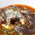 エルカンティーナ - 牛ほほ肉の赤ワイン煮込み