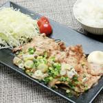 エルカンティーナ - 生姜焼き定食