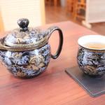 """漂香茶館 - """"茯茶(ふくちゃ)"""""""