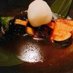 なっぱjuicy - 茄子の揚げ浸し