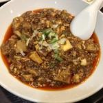 萬寿園 - 麻婆豆腐