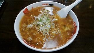 北京 - 担々麺 900円
