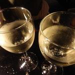 10072840 - 「白ワイン(ソーヴィニヨンブラン)」です