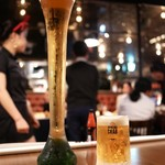 ダンシング クラブ - ☆生ビール ヤード 650ml 1200円