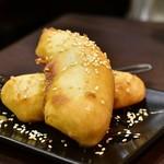 サイゴン - 揚げバナナ@450円