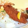 キッチンミナミ - 料理写真:エビフライ2本2000円