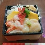 おたる巽鮨 - 北海丼です