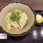 香川 一福 - 冷ぶっかけの中盛