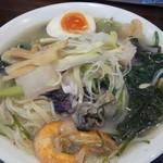 kitchen 比呂 - 三陸 海鮮ラーメン