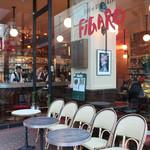 カフェレストラン フィガロ - 冬も変わらぬ佇まい