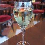 カフェレストラン フィガロ - 泡はドゥミ・セック