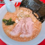 山岡家山形西田店 - 味噌ラーメン 650円