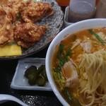 天理スタミナラーメン - 料理写真: