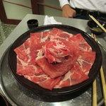 黒豚料理 あぢもり - 追加の肉 1人前