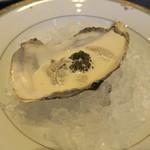 100732782 - 牡蠣のシャンパンソース