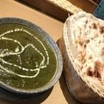 スーリヤ - 料理写真:サグマトンカレー(929円+税)