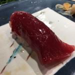 第三春美鮨 - シビマグロ 149.6kg 腹上二番 赤身 延縄漁 熟成12日目 青森県大間