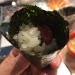 第三春美鮨 - 鉄火貝