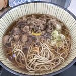 ずる屋六郎 - 肉蕎麦
