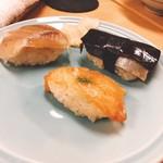 鮨・割烹 花絵巻 - 〆の寿司(^^)