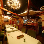 レストラン ヨコオ - 内観写真:1F 店内 ディナー風景