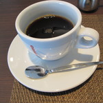 トラットリア ラ ストラーダ - コーヒー