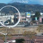 100745865 - 清水駅からの富士山(番外編)
