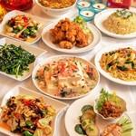 中華料理 萬珍館 -