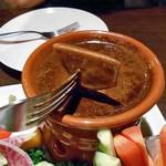 ラ・ファットリア - 胎内市産熟成黒ニンニクのバーニャカウダ