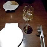 ラ・ファットリア - テーブルセッティング