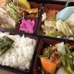 食道楽 - 中華定食♪ 1.150円