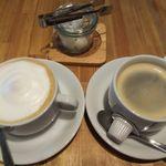 Italian Cafe AJITO - カフェラテ・コーヒー