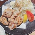 小樽食堂 - ザンギ定食のザンギ