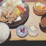 小樽食堂 - ご飯はななつぼし