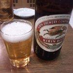 さかえ - 瓶ビールは中瓶 キリンクラシック